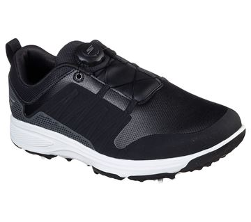 Picture of Skechers Mens Go Golf Torque Twist Golf Shoes - Black
