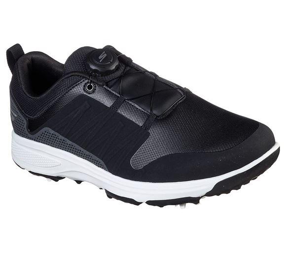 Picture of Skechers Mens Go Golf Torque Twist Golf Shoes - Black