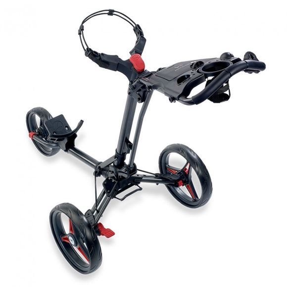 Picture of Motocaddy P1 Push Trolley - Red Frame