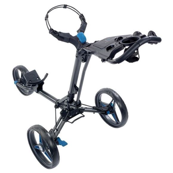Picture of Motocaddy P1 Push Trolley - Blue Frame