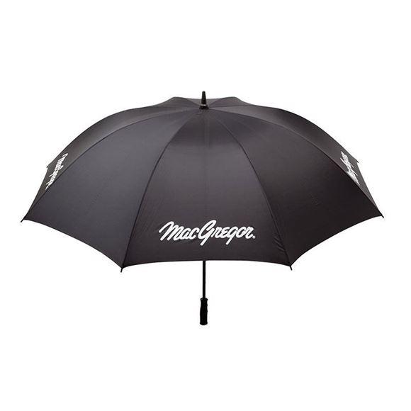 Picture of MacGregor Single Canopy Umbrella - Black