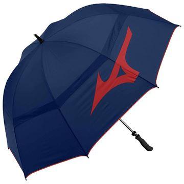 Picture of Mizuno Twin Canopy Umbrella - Navy/Red