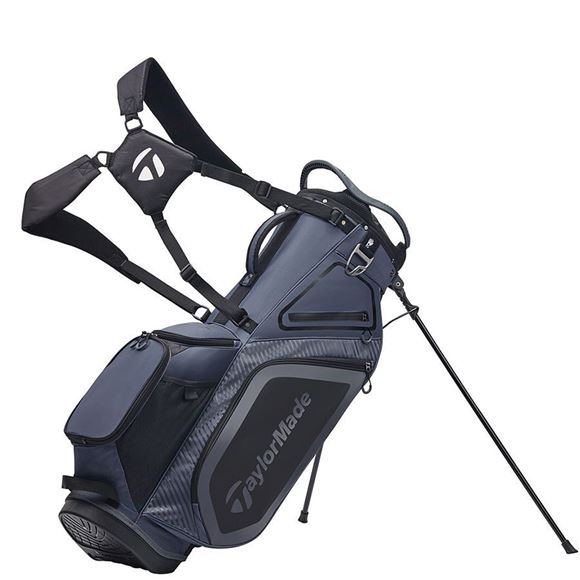 Picture of TaylorMade Pro 8.0 Stand Bag - Charcoal/Black