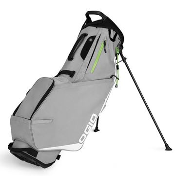 Picture of Ogio  Aquatech Fuse 304 Stand Bag - Grey/Neon