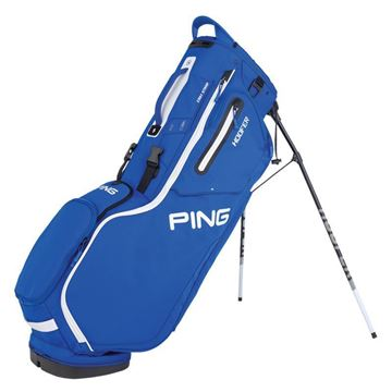 Picture of Ping Hoofer Carry Bag 2020 - Royal/White - 34730-06