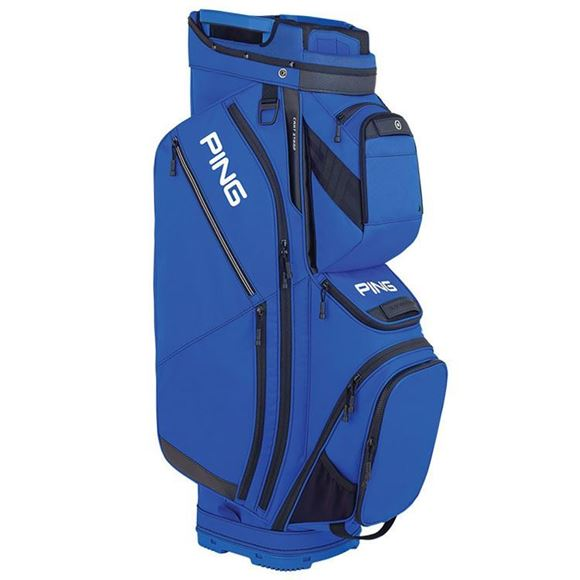Picture of Ping Pioneer Cart Bag 2019 - Royal Blue - 34150-09