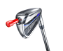 Picture of Cobra RadSpeed One Length Irons - Graphite **Custom Built**