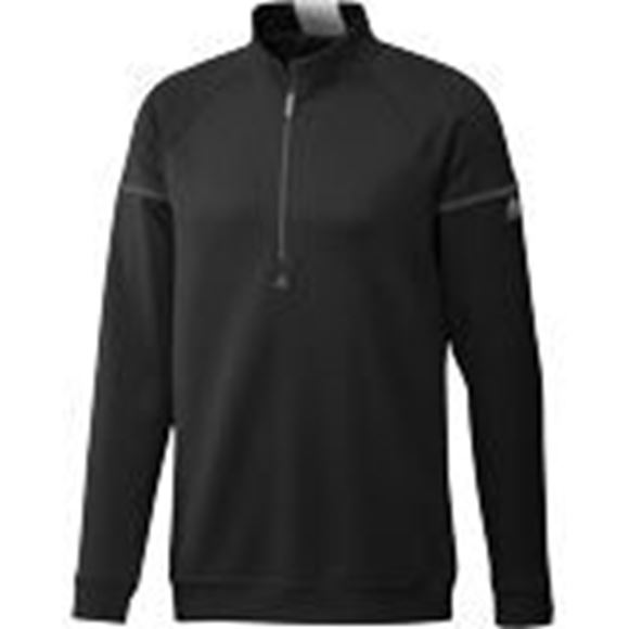 Picture of adidas Mens Equipment 1/4 Zip Sweater - GL9989