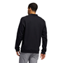 Picture of adidas Mens 3 Stripe 1/4 Sweater - GH7051