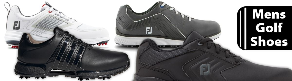 Golf shoes - In stock!