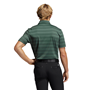 Picture of adidas Mens Heather Snap Polo Shirt - GM0228 SS21