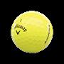 Picture of Callaway Warbird Golf Balls 2021 Model - Yellow