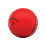 Picture of Callaway Supersoft Golf Balls 2021 Model - Matte Red