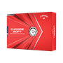 Picture of Callaway Chrome Soft Golf Balls 2021 White