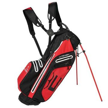 Picture of Cobra Ultradry Stand Pro Waterproof Stand Bag 2021 - Black/Red