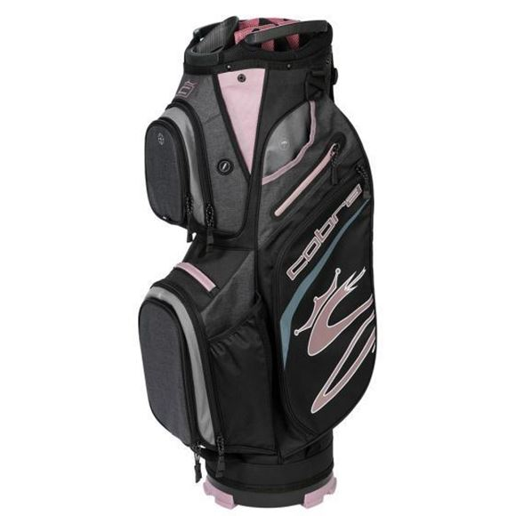 Picture of Cobra Ultralight Cart Bag 2021 - Elderberry