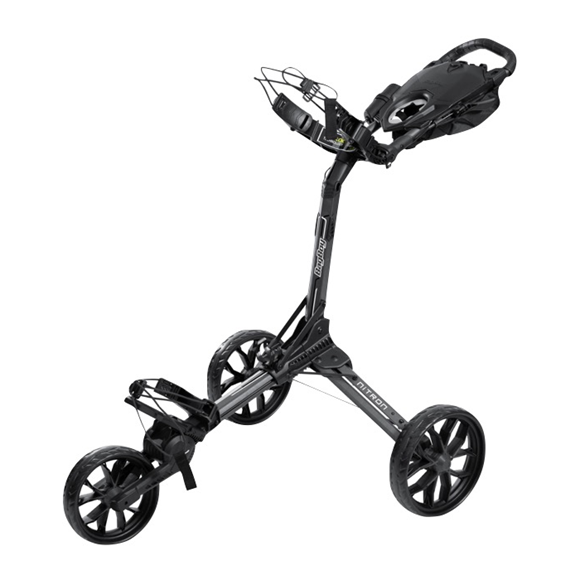 Picture of BagBoy Nitron Push Trolley - Graphite Frame