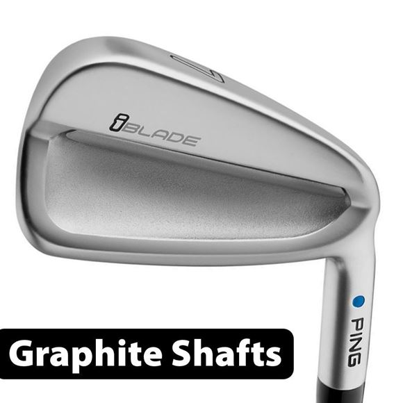 Picture of Ping i Blade Irons - Graphite **Custom Built**