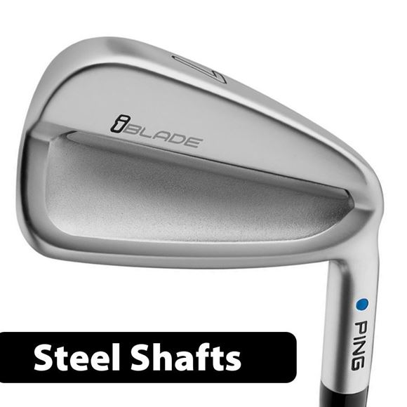 Picture of Ping i Blade Irons - Steel **Custom Built**