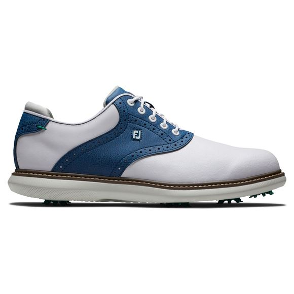 Picture of Footjoy Mens FJ Traditions 2021 Golf Shoes - 57901