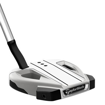 Picture of TaylorMade Spider EX Platinum Flow Neck Putter