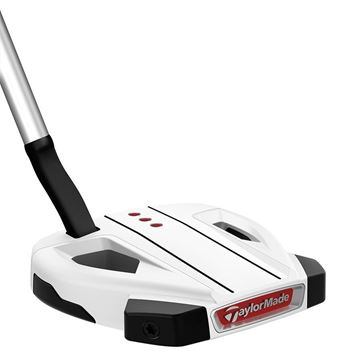 Picture of TaylorMade Spider EX Ghost White Flow Neck Putter