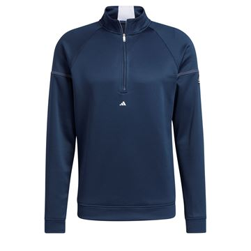 Picture of adidas Mens Equipment 1/4 Zip Sweater - GV1813