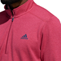 Picture of adidas Mens 3 Stripe 1/4 Sweater - GH7050
