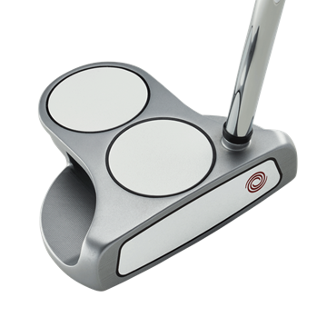 Picture of Odyssey White Hot OG 2-Ball Putter - Stroke Lab