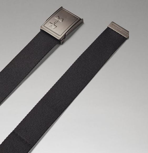Picture of Under Armour Mens Webbing 2.0 Belt 1305487-010