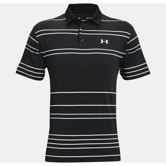 Picture of Under Armour Mens Playoff Polo 2.0 Shirt 1327037-027