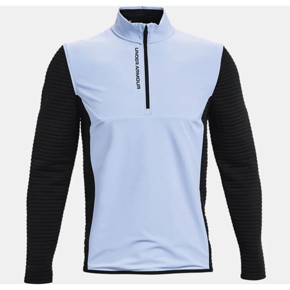 Picture of Under Armour Mens  Storm Evolution Daytona ½ Zip Pullover 1360513-438