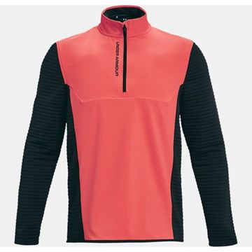 Picture of Under Armour Mens  Storm Evolution Daytona ½ Zip Pullover 1360513-690