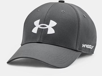 Picture of Under Armour Mens Golf 96 Cap 1361547-012