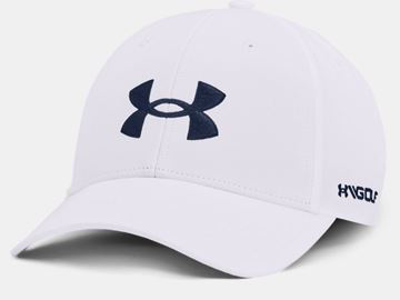 Picture of Under Armour Mens Golf 96 Cap 1361547-100