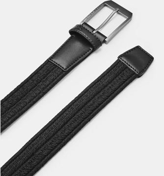 Picture of Under Armour Mens Braided Golf Belt 1361569-001