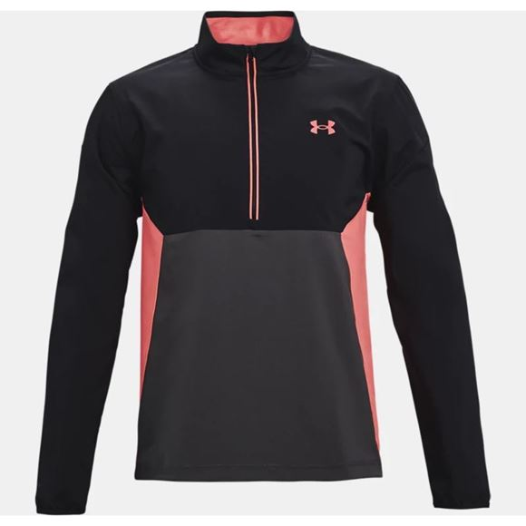 Picture of Under Armour Mens  Storm Windstrike ½ Zip Pullover 1361863-010
