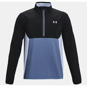 Picture of Under Armour Mens  Storm Windstrike ½ Zip Pullover 1361863-470