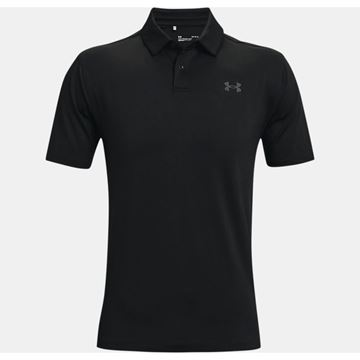 Picture of Under Armour Mens T2G Polo Shirt 1368122-001