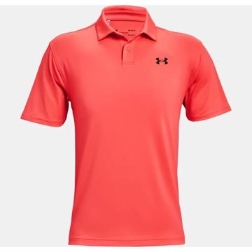 Picture of Under Armour Mens T2G Polo Shirt 1368122-690