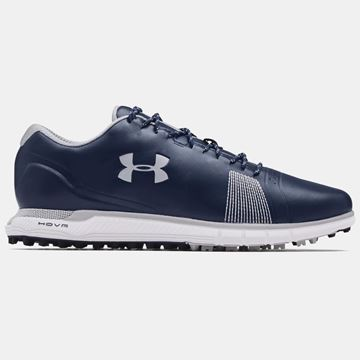 Picture of Under Armour Mens HOVR Fade SL E Golf Shoes - 3023842-001