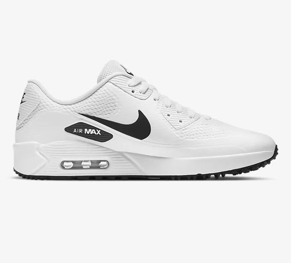 Picture of Nike Mens Air Max 90 G Golf Shoes - CU9978-101