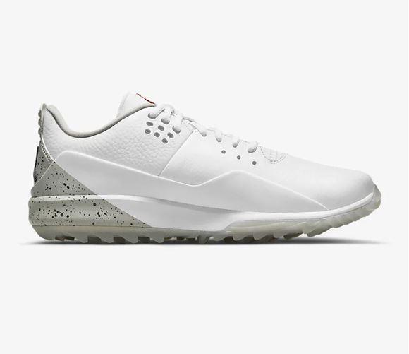 Picture of Nike Mens Jordan ADG 3 Golf Shoes - CW7242-100
