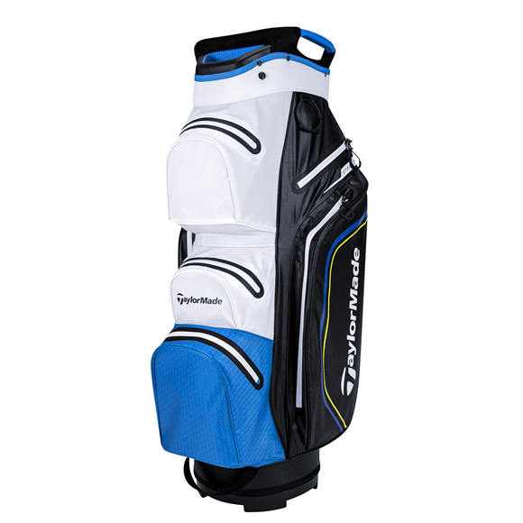 Picture of TaylorMade Storm Dry Waterproof Cart Bag - SIM 2 Colours