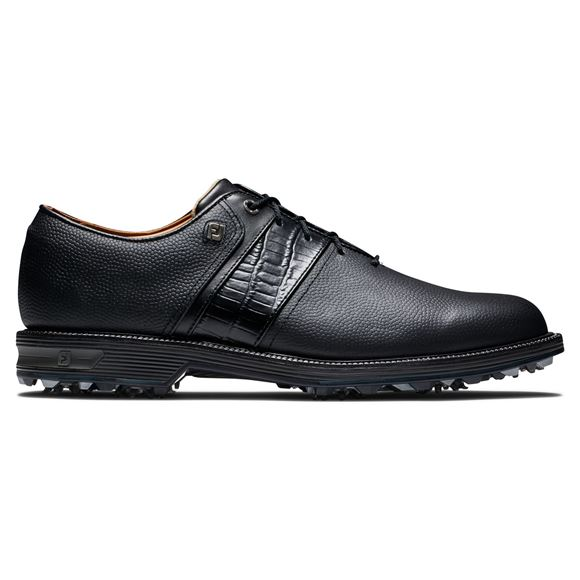 Picture of Footjoy Mens DryJoys Premiere Packard Golf Shoes - 53924