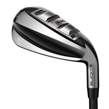 Picture of Cobra Baffler Ladies T-Rail Combo Irons - Graphite *NEXT DAY DELIVERY*