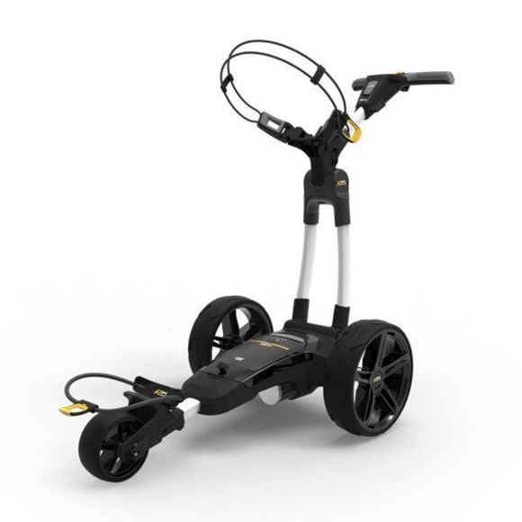 Picture of Powakaddy FX3 Electric Trolley 2021 (36 Hole Lithium) - White