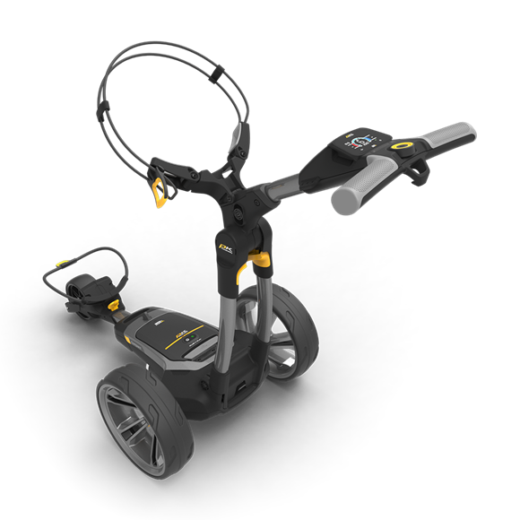 Picture of Powakaddy CT6 GPS EBS Electric Trolley 2021 (18 Hole Lithium)