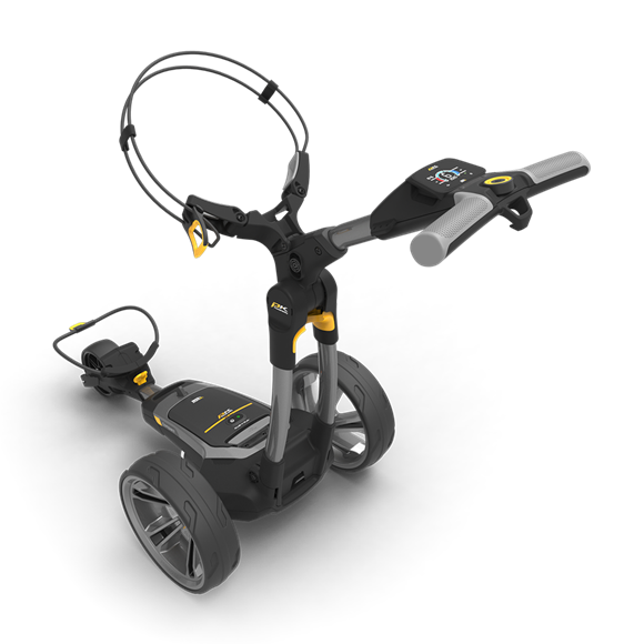 Picture of Powakaddy CT6 GPS EBS Electric Trolley 2021 (36 Hole Lithium)