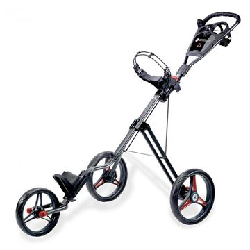 Picture of Motocaddy Z1 Push Trolley - Red Frame